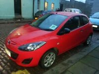 Mazda2 looking for a new home