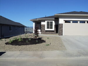 Brand new home in Foothills