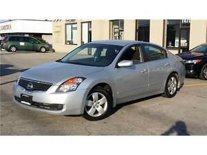 2007 Nissan Altima 2.5S AUTO SAFETY ETESTED ICE COLD AIR