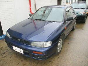 1998 Subaru Impreza N MY98 LX 4 Speed Automatic Hatchback Tottenham Maribyrnong Area Preview