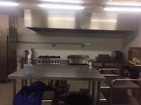 Commercial kitchen available in London