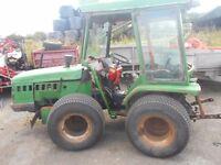 lambagini alpine tractor