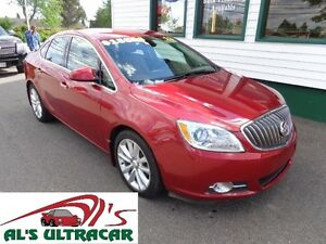 2013 Buick Verano Comfort (BACK UP CAMERA!)only $124 bi-weekly!