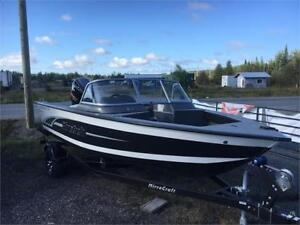 ! 2018 MIRROCRAFT F1863 AGRESSOR + EXTRAS ! AMAZING BOAT !
