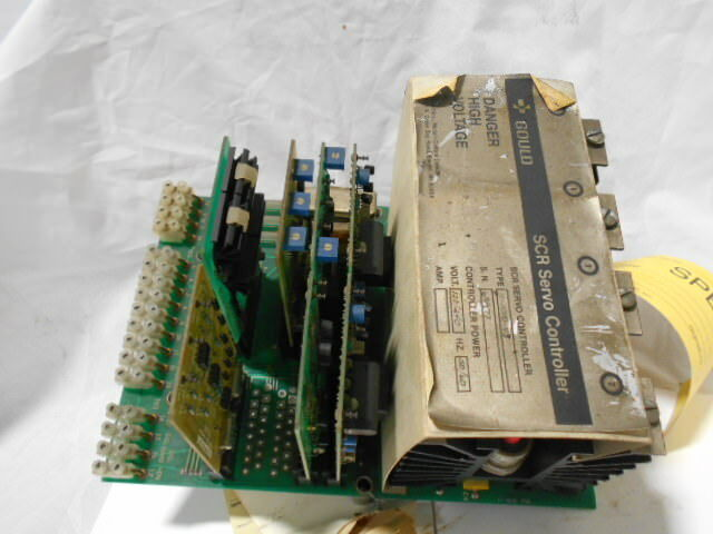 GOULD 111010A3 CONTROLLER USED