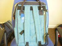 New Backpack Childrens Denim Style