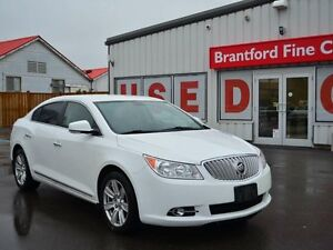 2012 Buick LaCrosse Convenience Group 4dr Front-wheel Drive Seda