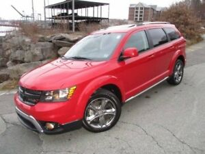 2017 Dodge JOURNEY CROSSROAD V6 AWD 7-PASSENGER (ALL WHEEL DRIVE