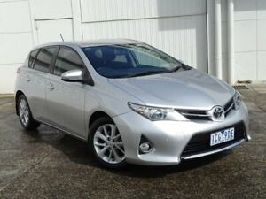 2014 Toyota Corolla ZRE182R Ascent Sport S-CVT Silver 7 Speed Constant Variable Hatchback Bundoora Banyule Area Preview