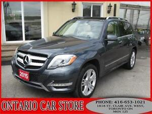 2015 Mercedes-Benz GLK 250 BLUETEC 4MATIC AVANTGARDE PLUS EDITIO