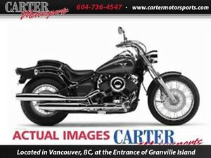 2007 Yamaha V-Star 1100 Custom...REDUCED!