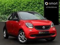 smart forfour PASSION (red) 2016-05-14
