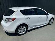 2009 Mazda 3 BL SP25 White 6 Speed Manual Hatchback Phillip Woden Valley Preview