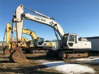 1994 Link Belt Quantum 330 excavator new u/c DEAL PENDING Edmonton Edmonton Area Preview
