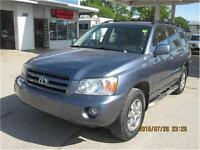 2006 Toyota Highlander ON SALE!! ONLY ONE WEEK 9888!!