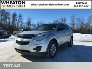 2011 Chevrolet Equinox LS  | All Wheel Drive | Bluetooth |