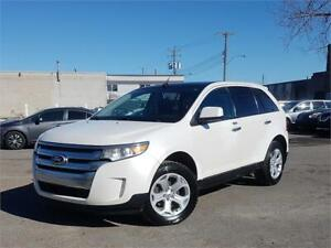 2011 Ford Edge SEL/4X4/CUIR/TOIT PANO/MAGS/AC/BLUETOOTH/ELECT!!!