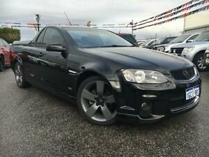 2012 Holden Commodore VE II MY12.5 SV6 Z-Series Black 6 Speed Automatic Utility Maddington Gosnells Area Preview