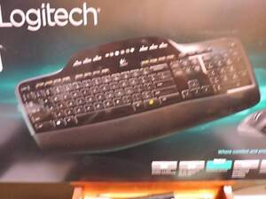 logitech wireless keyboard and mouse combo Casterton Glenelg Area Preview