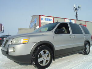 2005 Pontiac Montana SV6 LUXURY-DVD-HDTV--POWER SLIDING DOOR