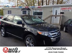 2011 Ford Edge Limited 4dr All-wheel Drive