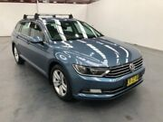 2015 Volkswagen Passat 3C MY16 132 TSI Blue 7 Speed Auto Direct Shift Wagon Fyshwick South Canberra Preview