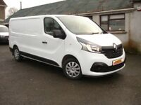 RENAULT TRAFIC 1.6 LL29 BUSINESS PLUS ENERGY DCI S/R P/V 1d 120 B (white) 2015