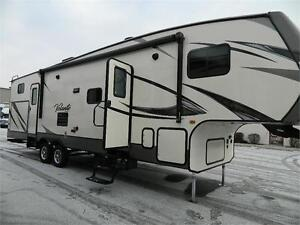 2017 VOLTANTE 310 BH FAMILY 5TH WHEEL !