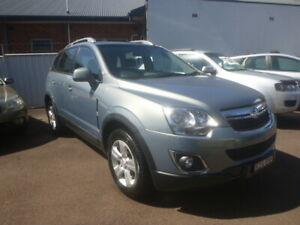 2011 HOLDEN CAPTIVA 5,(FWD) CG SERIES II, ONLY 116,961 KLM'S, IMMACULATE CAR WITH LEATHER Belmont Lake Macquarie Area Preview