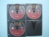 Dick Francis Mysteries (Horse Racing)- 3 DVD Set (Twice Shy/In the Frame/Blood Sport)