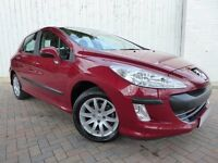 Peugeot 308 1.4 Verve VTi ....Lovely Car, Superb Long MOT....No Advisories!, with Service History