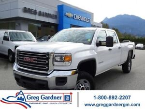 2015 GMC Sierra 2500 HD Base Crew Cab Long Box 4WD