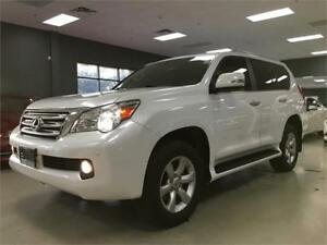 2011 Lexus GX 460*7-PASS*NAV*REAR CAM*NO ACCIDENTS*MUST SEE*