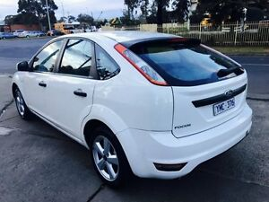 2009 Ford Focus LV CL 4 Speed Automatic Hatchback