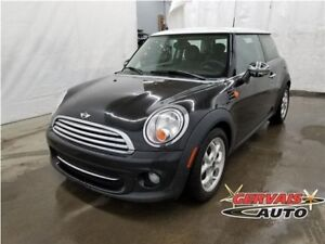 MINI Cooper Hardtop Cuir Toit Panoramique MAGS 2013