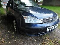 2004 Ford Mondeo Auto - 11 months MOT Good driving car