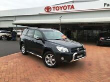 2011 Toyota RAV4 ACA33R 08 Upgrade Cruiser L (4x4) Metal Storm 5 Speed Manual Wagon Dubbo Dubbo Area Preview
