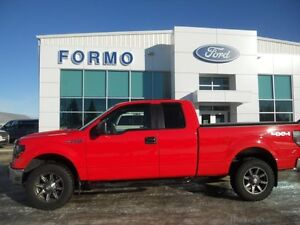 2014 Ford F-150 SUPERCAB XLT 4X4