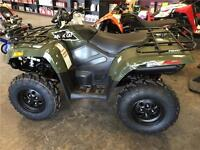 2015 ARCTIC CAT 500 ONLY $7299.99 2YR WARRANTY
