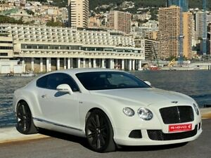 Bentley Continental GT 6.0 W12 Speed 4WD Automatik