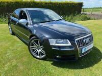 2007 Audi S8 Quattro 5.2 V10 Saloon Auto - Petrol - Black