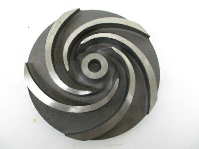 White Impeller For 2-1352-155 Tractors 40-3835402
