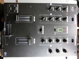 "GEMINI DJ Mixer 10"" PS-424X"