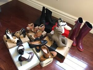 Women's Shoes-All in new condition with boxes.
