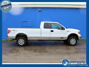 2012 Ford F-150 XLT 4x4 Ext Cab, FIRE SALE