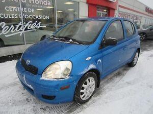 2005 Toyota Echo LE