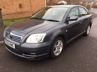 2006 Toyota Avensis T3-X Full service history Good reliable car