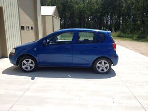 2005 Aveo 5-speed (Buy OR Lease-to-Own)