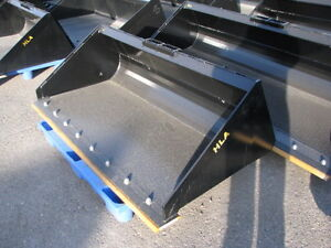 Skid Steer Low Profile Buckets