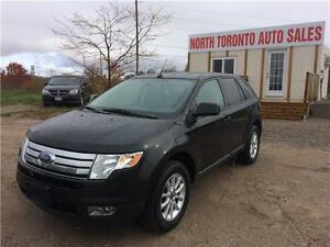 2010 FORD EDGE SEL - AWD - HEATED SEATS -VALID E TEST!!